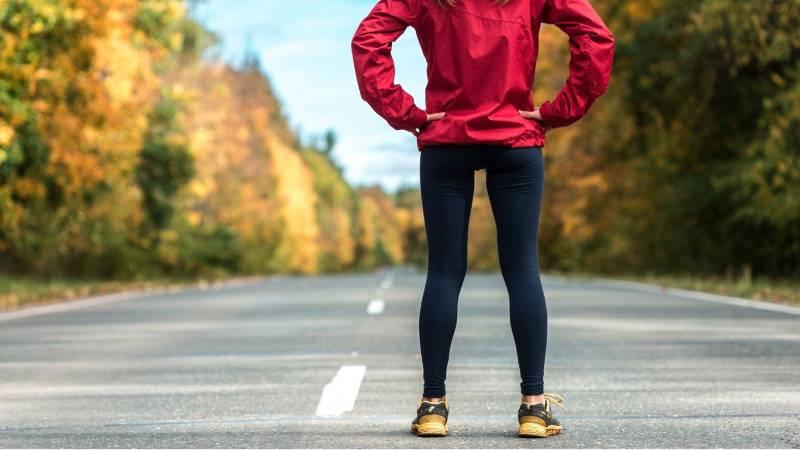 routine per fare jogging e perdere peso